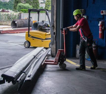 manutenzione-porta rapida